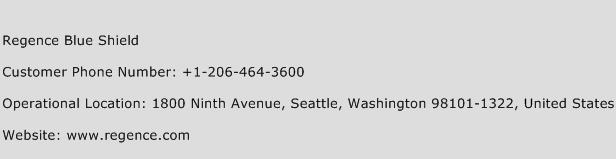 Regence Blue Shield Phone Number Customer Service
