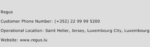 Regus Phone Number Customer Service