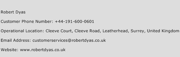 Robert Dyas Phone Number Customer Service