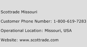 Scottrade Missouri Phone Number Customer Service