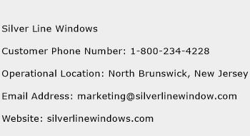 Silver Line Windows Phone Number Customer Service