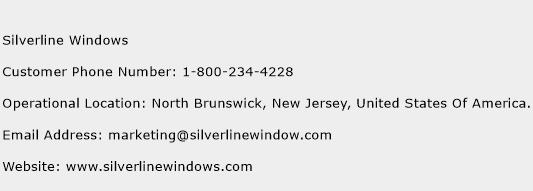 Silverline Windows Phone Number Customer Service