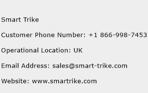 Smart Trike Phone Number Customer Service