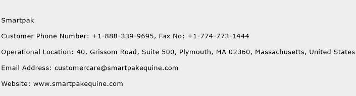 SmartPak Phone Number Customer Service