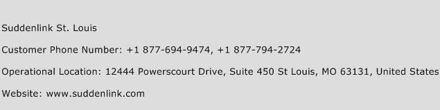 Suddenlink St. Louis Phone Number Customer Service