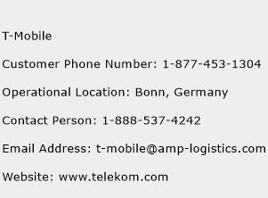 click here to view t mobile customer service phone numbers
