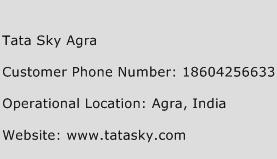 Tata Sky Agra Phone Number Customer Service