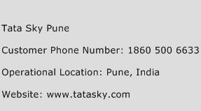 Tata Sky Pune Phone Number Customer Service
