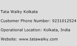 Tata Walky Kolkata Phone Number Customer Service