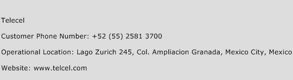 Telecel Phone Number Customer Service