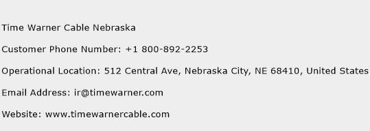 Time Warner Cable Nebraska Phone Number Customer Service