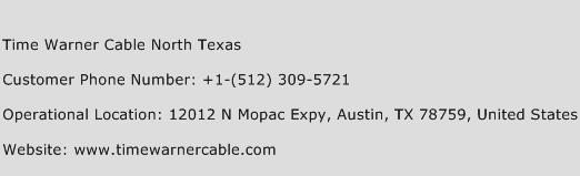 Time Warner Cable North Texas Phone Number Customer Service