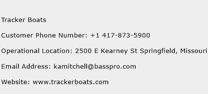 Tracker Boats Phone Number Customer Service
