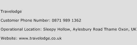 Travelodge Phone Number Customer Service