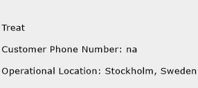 Treat Phone Number Customer Service