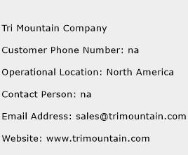 Tri Mountain Company Phone Number Customer Service