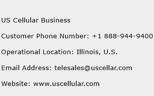 US Cellular Business Phone Number Customer Service