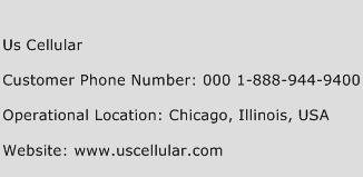 US Cellular Phone Number Customer Service