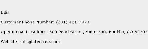 Udis Phone Number Customer Service