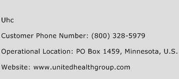 Uhc Phone Number Customer Service