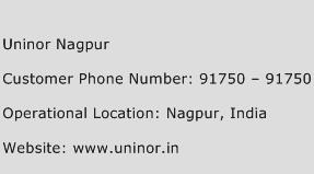 Uninor Nagpur Phone Number Customer Service