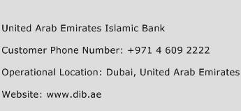 united arab emirates islamic bank customer service number. Black Bedroom Furniture Sets. Home Design Ideas
