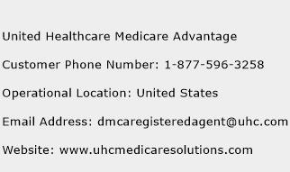 united healthcare customer service