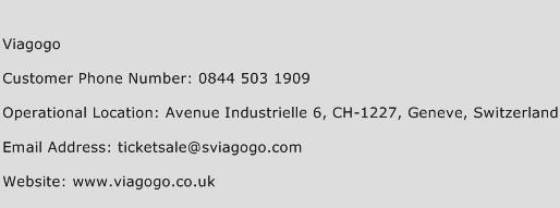 Viagogo Phone Number Customer Service