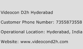 Videocon D2h Hyderabad Number | Videocon D2h Hyderabad ...