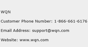 WQN Phone Number Customer Service