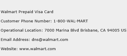 walmart prepaid visa card customer service phone number contact number toll free phone. Black Bedroom Furniture Sets. Home Design Ideas