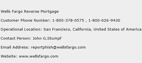wells fargo reverse mortgage number wells fargo reverse mortgage customer service phone number. Black Bedroom Furniture Sets. Home Design Ideas