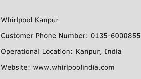 Whirlpool Kanpur Phone Number Customer Service