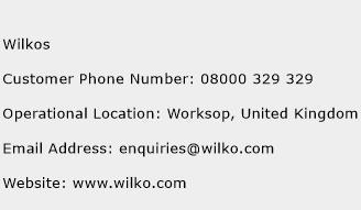 Wilkos Phone Number Customer Service