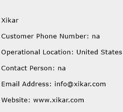 Xikar Phone Number Customer Service