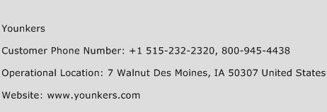 Younkers Phone Number Customer Service