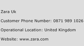 2a9e63a70ec Zara UK Number | Zara UK Customer Service Phone Number | Zara UK ...