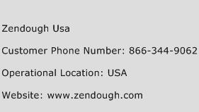 Zendough Usa Phone Number Customer Service