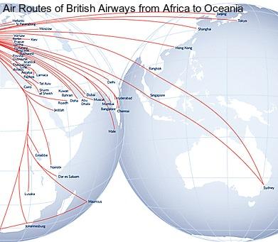 British Airways customer service number 17703 3