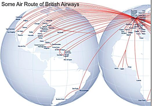 British Airways customer service number 17703 4