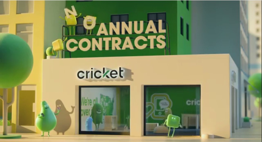 Cricket phone number 3