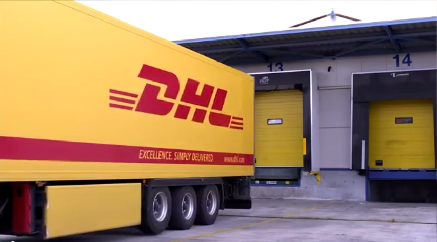 DHL customer service number 5