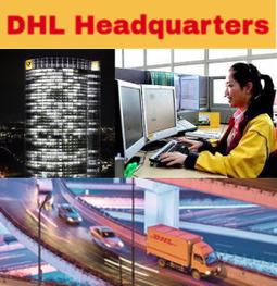 Dhl customer service number 4474 3