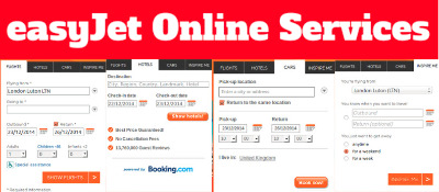 Easyjet customer service number 17225 4