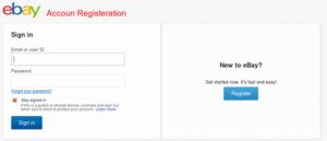 Ebay customer service number 17165 4