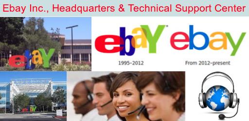 Ebay customer service number 17165 6