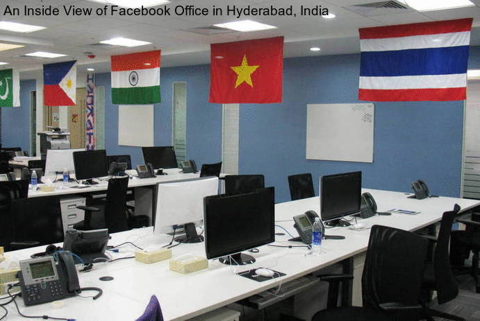 Facebook India customer care number 1101 2
