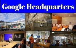 google main office location. google headquarters location main office
