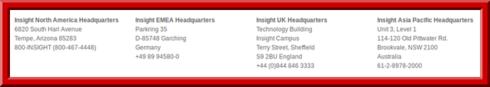 Insight customer service number 17353 4
