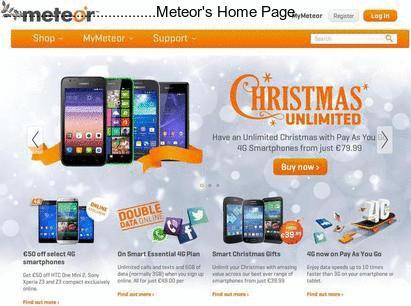 Meteor customer service number 7046 4